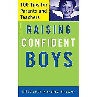 Sensibilisation des garçons confiants: 100 trucs pour les Parents et les enseignants