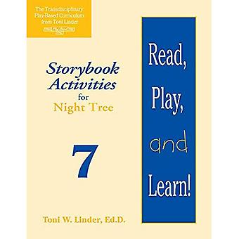 Lezen, spelen en leren! Module 7: Storybook activiteiten voor nacht boom