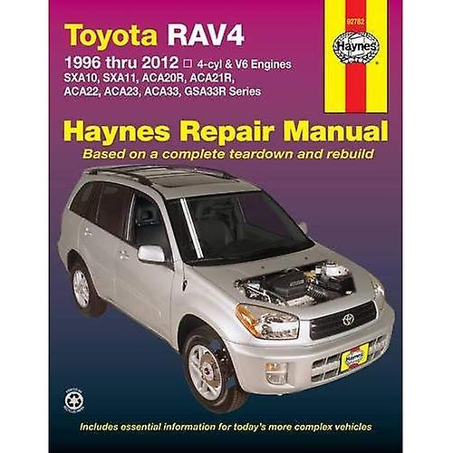 Toyota RAV4 Automotive Repair Manual (Haynes Automotive Repair Manuals)