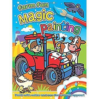 Magic Painting: Farm Fun (Award Magic Painting)