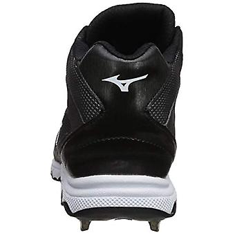 Mizuno Women's 9-Spike Advanced Sweep 4 Mid Metal Softball Cleat Shoe