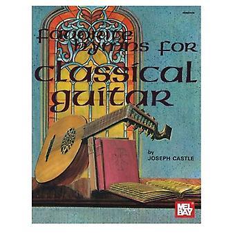Mel Bay's favoriete hymnen voor klassieke gitaar