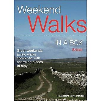 Weekend Walks in a Box: England, Scotland, Wales