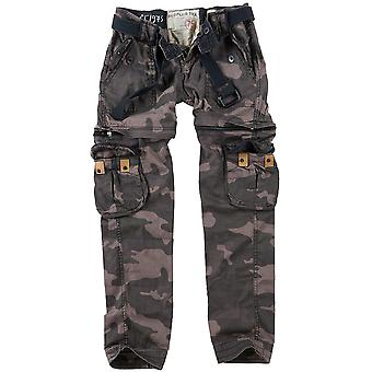 Surplus ladies cargo pants trekking premium