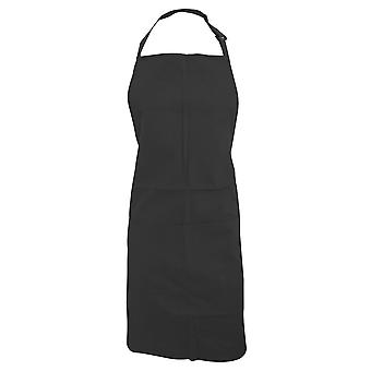 Bargear Adults Unisex Catering/Restaurant Bib Apron (Pack of 2)