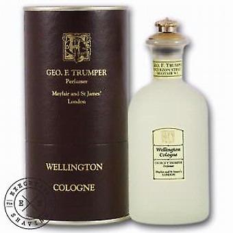 Geo F Trumper Wellington Cologne Glass Crown Topped Bottle 100ml