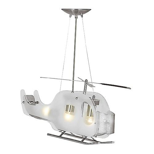 Searchlight 639 Novelty Helicopter Pendant For Children