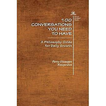 100 Konversationen, die man haben muss-3 Volumen-Set von 100 Konversationen
