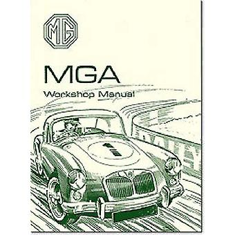 MG - MGA 1500 and 1600CC Mk.2 (New edition) by British Motor Corp - 9