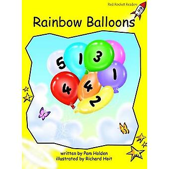Rainbow Balloons - Early - Level 2 (International edition) by Pam Holde