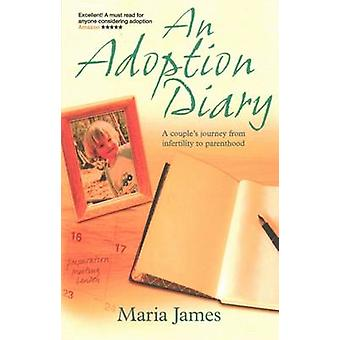 An Adoption Diary - Our Story Series by Maria James - 9781903699218 Bo