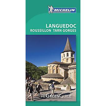 Languedoc Rousillon Tarn Gorges Michelin Green Guide - 9782067220522