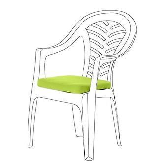 Lime Seat Cushions for Resol Palma Chair, Pack of 8