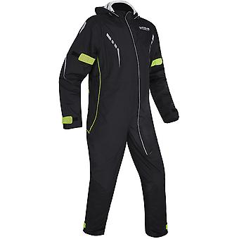 Oxford Black Stormseal Motorcycle Rain Suit
