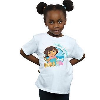 Dora The Explorer Girls Explore Summer! T-Shirt