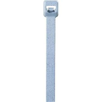 Cable ties, detectable Colour: Blue 100 pc(s) Panduit