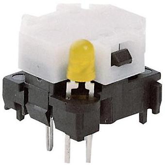 Pushbutton 28 V 0.1 A 1 x Off/(On) Marquardt 6425.5131 momentary 1 pc(s)