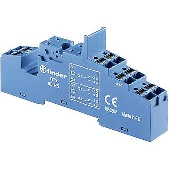 Relay socket 1 pc(s) Finder 95.P5 Compatible with
