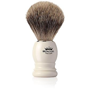 Mondial 1908 Badger Shaving Brush diameter 18 mm Sea (Man , Shaving , Brushes)