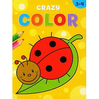 Deltas Crazy Color 3-4 Jr. 4,95 Adv.