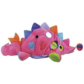 K's Kids Maxi Dinosaur With Balls Rosa