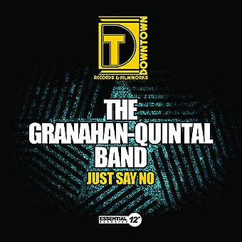 Granahan-Quintal Band - Just Say No USA import