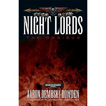 Night Lords (Paperback) by Dembski-Bowden Aaron
