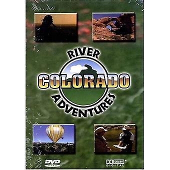 Colorado River eventyr [DVD] USA importerer