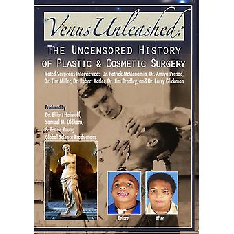 Venus Unleashed: Uncensored History of Plastic & [DVD] USA import