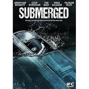 Submerged [DVD] USA import