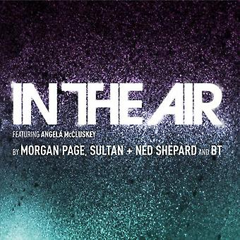 Side, Morgan/Sultan/Shepard, Ned/Bt - In the Air [CD] USA importerer