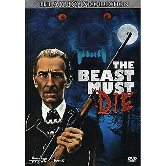 Importer des Beast Must Die, USA [DVD]