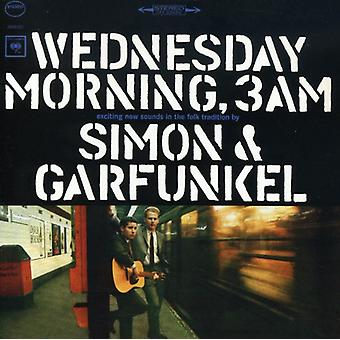 Simon & Garfunkel - import USA Środa rano 3 Am [CD]