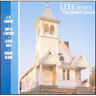 J.D. Crowe - Model Church [CD] USA import