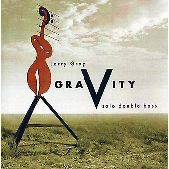 Larry Gray - tyngdekraft [CD] USA import