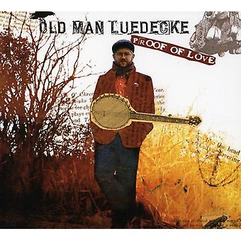 Gammel mand Luedecke - bevis for kærlighed [CD] USA import