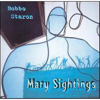 Bobbo Staron - Mary Sightings [CD] USA import