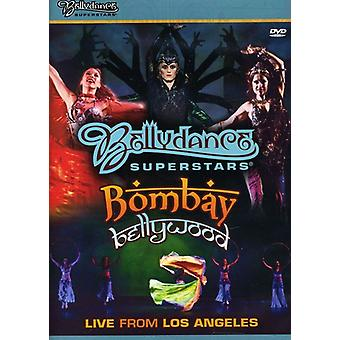 Bellydance superstjerner - Bombay Bellywood-Live fra Los Angeles [DVD] USA import