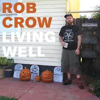 Rob Crow - lever godt [Vinyl] USA import