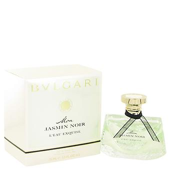 Bvlgari Women Mon Jasmin Noir L'eau Exquise Eau De Toilette Spray By Bvlgari