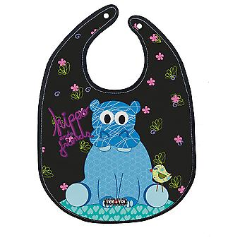 Tris & Ton Bibs Hippo (Home , Babies and Children , Eat , Kitchenware)