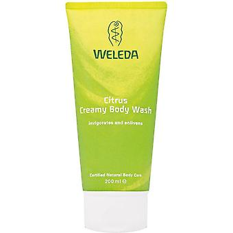 Weleda Citrus cremet Body Wash