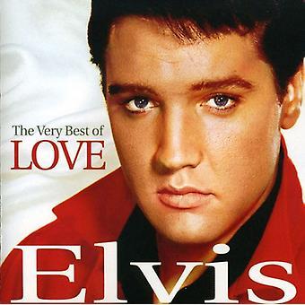 Elvis Presley - Elvis Best of Love [CD] USA import