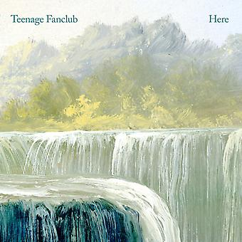 Teenage Fanclub - her [CD] USA importerer