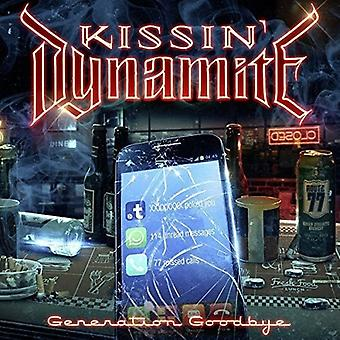 Kissin' Dynamite - Generation adjö [Ltd Edition Digipak [CD] USA import