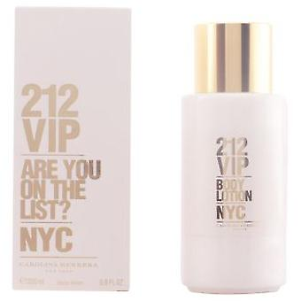 Carolina Herrera 212 Vip Body Lotion (Parfümerie , Lotionen)