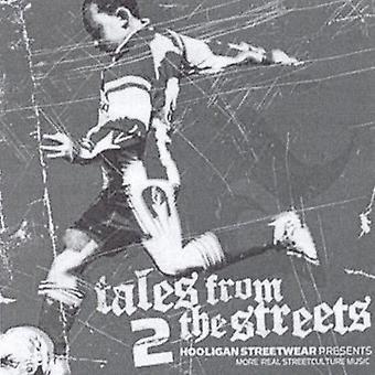 Fortællinger fra gaden - Vol. 2-fortællinger fra gaden [CD] USA importerer