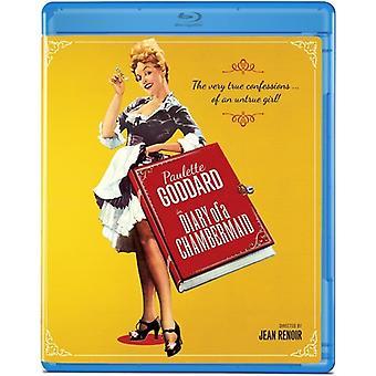 Dziennik panny służącej (1946) [BLU-RAY] USA import
