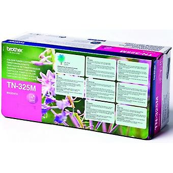 Brother TN-325M toner cartridge magenta (3500 pages)