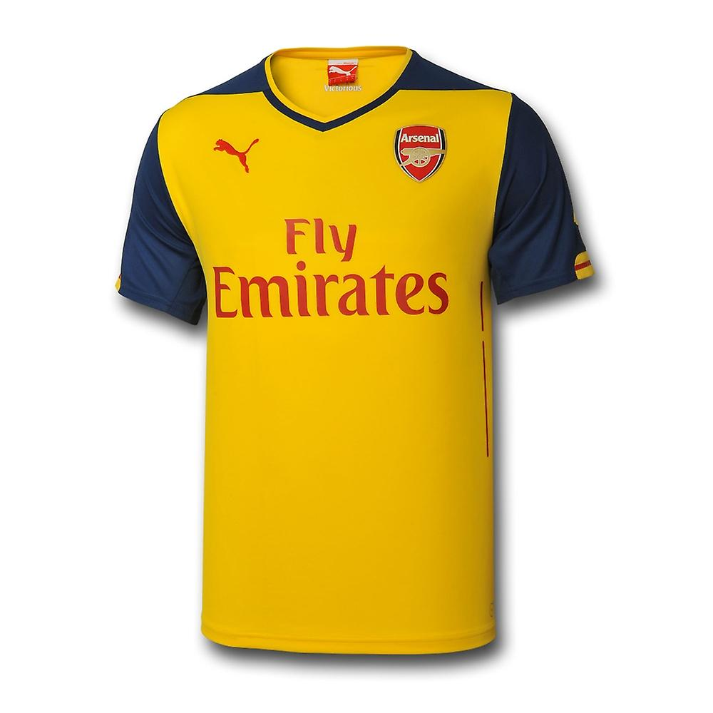 2014-2015 Arsenal Puma Away Football Shirt (Kids)
